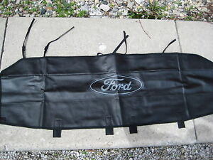 Ford-Super-Duty-Winter-Grille-Cover-New-OEM-6-4L-08-10