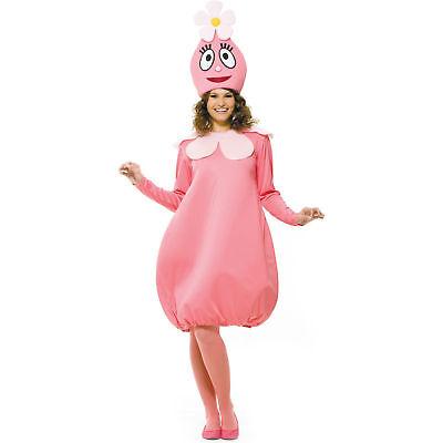 Adult Kids Nick Jr. TV Show Yo Gabba Gabba! Pink FOOFA Flower Bubble Costume