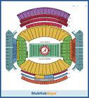 Alabama Crimson Tide Football vs Arkansas Razorbacks Tickets 09/24/11 (Tuscaloosa)