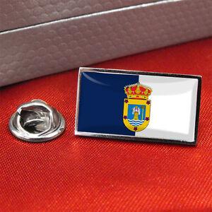 La-Palma-DRAPEAU-BADGE-epingle-de-cravate