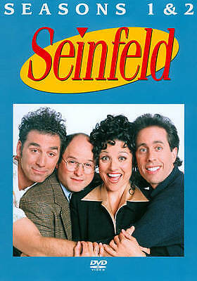 Seinfeld: The Complete First & Second Seasons DVD Region 1, NTSC