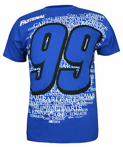 Carl-Edwards-Chase-Authentics-99-Fastenal-BIG-Number-Tee-FREE-SHIP