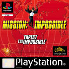 Mission: Impossible (Sony PlayStation 1, 1999)