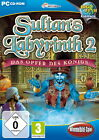 Sultan's Labyrinth 2 - Das Opfer des Königs (PC, 2010, DVD-Box)