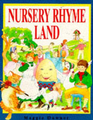 Nursery Rhyme Land (First Learning), Caroline Repchuk, Very Good Book