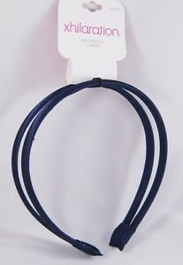 12 New Navy Blue Colored Headbands Nwt #Hmisc