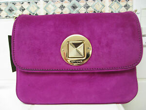 Authentic-Kate-Spade-New-York-ALGONQUIN-HARLOW-Magenta-Color-NEW-R-395-00