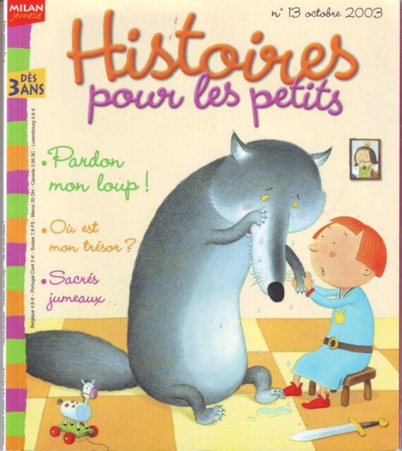 HISTOIRES pour les petits  n° 13 * Bertrobn/ Saver / Rauch * dès 3 ans * jumeaux