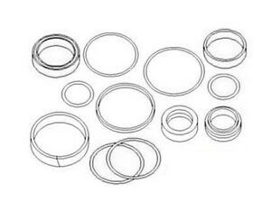 New-907002-Case-Crawler-Track-Adjuster-Seal-Kit-450-B-C-450C-LT-455-B-C-550-E