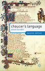 Chaucer's Language by Simon Horobin (Paperback, 2012)