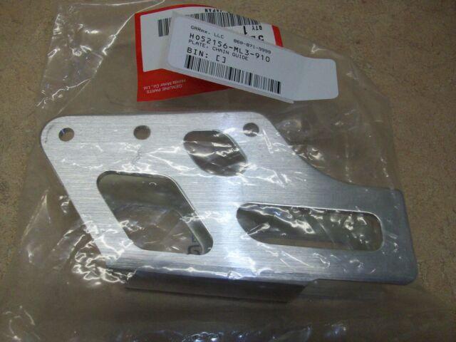 NEW OEM REAR CHAIN GUIDE HONDA CR125 CR250 CR500 CR 125 250 500 1990-2004 03 02