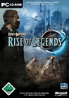 Rise Of Nations: Rise Of Legends (PC, 2006, DVD-Box)
