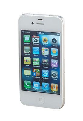 Apple iPhone 4 8GB Verizon Wireless WiFi iOS Smartphone in White
