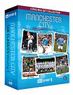 Legends Of Football - Featuring Manchester City Classic Matches (DVD, 2011, 3-Disc Set)