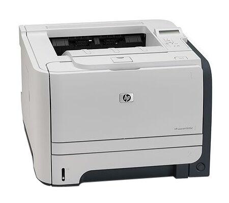 HP LaserJet P2055dn Duplex Netzwerk Laserdrucker, unter 30.000 Seiten (D358)