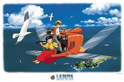 Ensky Jigsaw Puzzle 1000-218 Laputa Castle In The Sky Ghibli (1000 Pieces)