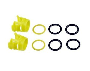 Volvo 850 C60 S70 V70 Hvac Heater Hose Clips Amp Seals Genuine 3545662 Ebay
