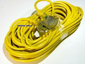 POWER-EXTENSION-CORD-25m-HEAVY-DUTY-NEW