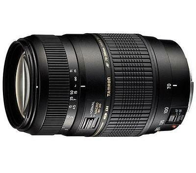 Tamron AF 70-300 mm F/4-5,6 Di LD Macro 1:2 für Nikon Kameras