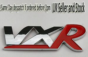 VXR-BADGE-for-VAUXHALL-CORSA-ASTRA-VECTRA-INSIGNIA-OPEL-Chrome-and-Red-BNIB