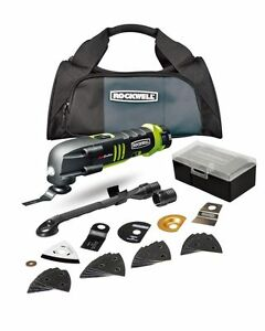 Rockwell-12-V-Lithium-Cordless-Sonicrafter-2-Batteries-Charger-Carrying-Bag