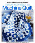 Better Homes & Gardens: Teach Yourself to Machine-quilt by Meredith Corporation (Paperback, 2012)