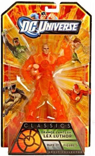 DC Universe Classics Wave 17 Orange Lantern Lex Luthor AF MINT