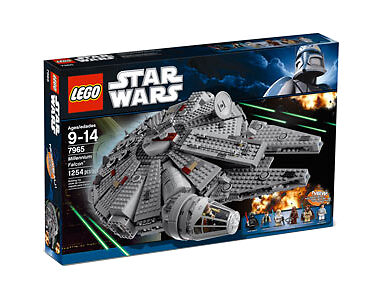 LEGO Star Wars Millennium Falcon 7965 Brand New Sealed