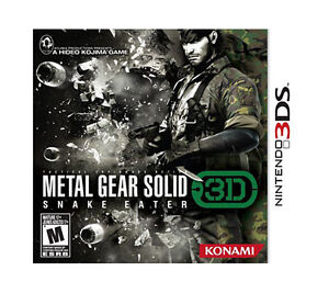 Metal-Gear-Solid-Snake-Eater-Nintendo-3DS-Brand-New-Factory-Sealed
