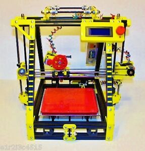 MendelMax-Type-3d-Printer-Kit-Reprap-Mendel-Prusa-Metric-Rods-Color-Choice-Video