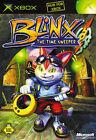 Blinx - The Time Sweeper (Microsoft Xbox, 2002, DVD-Box)