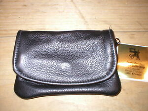 Genuine-Leather-Womens-Small-Clutch-Wallet-Credit-Card-Coin-Purse-made-USA-6-034-x4-034