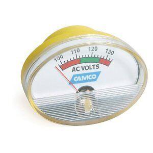 Camco 55263 120 volt rv air conditioner voltage meter ebay for 120 volt window air conditioner