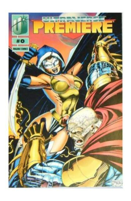 Ultraverse Premiere #0 (Nov 1993, Malibu)