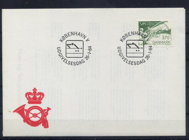 Dänemark 800 FDC (875)