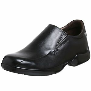 ... -G221-Aetrex-Gramercy-Black-Brown-Slip-On-Shoes-for-Diabetic-Comfort