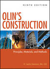 Olin's Construction: Principles, Materials, and Methods by H. Leslie Simmons (Hardback, 2012)
