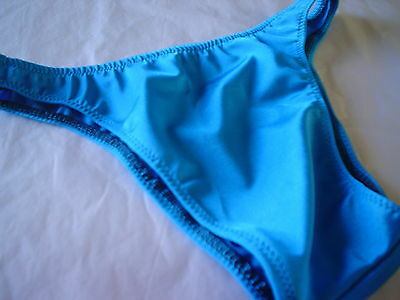 Mens Custom Swimwear USA Swimsuit Thong, Brief, Rio,Half s m l or xl New Colors