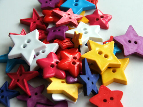 30g Button Assortments for crafts /& sewing shape choice