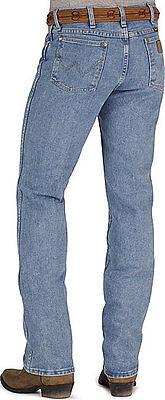 WRANGLER Men COWBOY CUT Jeans - 31 X 32 - Classic Antique - Slim Fit - 936ATW