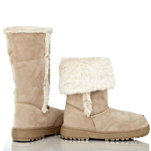 Rampage-Women-039-s-Abagail-Winter-Boots-in-5-Sizes-Chic-amp-Warm-For-the-Winter