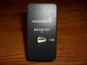 98 05 s10 pickup gmc sonoma passengers air bag switch truck 4x4 image is loading 98 05 s10 pickup gmc sonoma passengers air sciox Choice Image