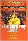 3 the Hard Way......Again 4 Film Pack (DVD, 2006, 2-Disc Set)