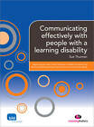 Communicating Effectively with People with a Learning Disability by Sue Thurman (Paperback, 2011)