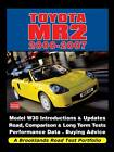 Toyota MR2 2000-2007 a Brooklands Road Test Portfolio by Brooklands Books Ltd (Paperback, 2011)