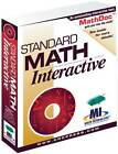 Standard Math Interactive by Daniel Zwillinger (CD-ROM, 1997)