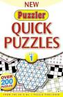 Puzzler Quick Puzzles: Vol. 1 by Puzzler Media (Paperback, 2012)
