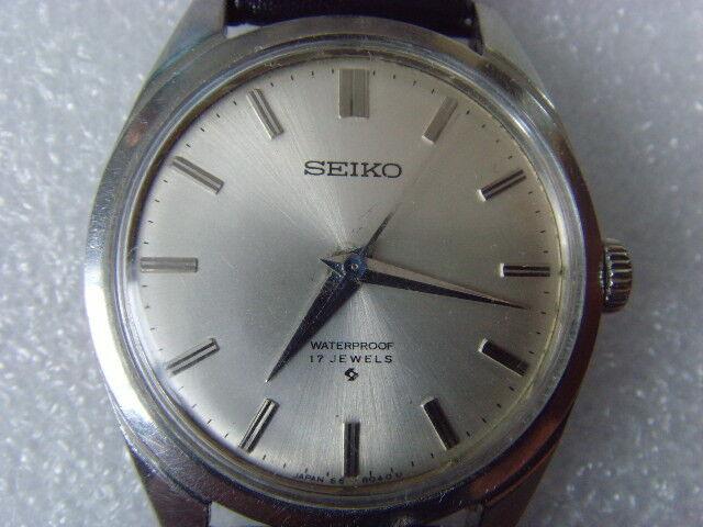 Vintage Seiko 17J Manual Men's Watch