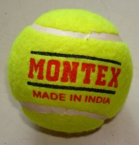 Cricket Tennis Ball, Ideal for non-professional Cricket ,Shipped from India !!