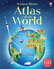 Sticker Atlas of the World by Alice Pearcey, Fiona Patchett (Paperback, 2013)